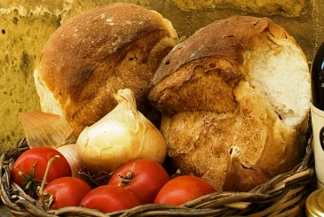 Bread and Veg